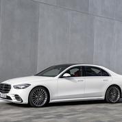 Mercedes Classe S, S comme superlative
