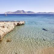 En Grèce, petites Cyclades, grande évasion