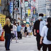 Covid-19: la Corée du Sud poursuit sa stratégie de traçage agressive face au rebond