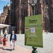 À Strasbourg, maire et préfète divisées au sujet du port du masque