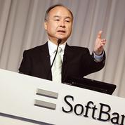 SoftBank effraye avec ses paris en «mode casino»