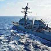 Sanctions économiques, défis militaires... Pékin et Washington dans un dangereux engrenage