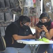 Le virus de la désinformation déferle sur le Mexique
