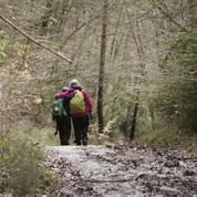 Sur la Route de Compostelle ,l'espoir à marche forcée
