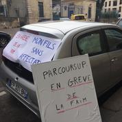 Parcoursup: un père entame une grève de la faim pour son fils sans affectation