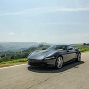 Paul Bracq: «La Roma de Ferrari n'est pas aussi élégante qu'une Aston Martin»