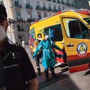 Covid-19: en Espagne, la folle envolée des nouvelles contaminations