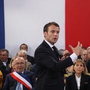 «La visite d'Emmanuel Macron en Corse pose la question du rapport entre l'île et l'État»