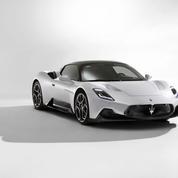Maserati MC20, le retour du Trident sur la scène sportive