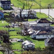 En Louisiane, des Français voient leur rêve américain soufflé par l'ouragan Laura