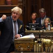 Brexit: Boris Johnson renie en partie les engagements pris avec l'Union européenne