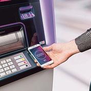 Les retraits d'argent bientôt possibles sans contact