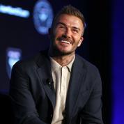 La Bourse, nouveau but de l'ancien footballeur star David Beckham
