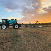 Agriculture: ces machines qui permettent d'utiliser moins de pesticides