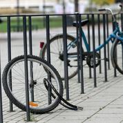 Les vols de vélos explosent: plus de 500 bicyclettes disparaissent chaque mois à Paris