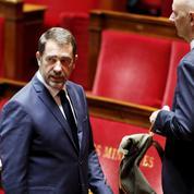 Christophe Castaner, nouveau patron de députés minés par le doute