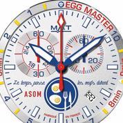 Une montre française pour aller se faire cuire un œuf