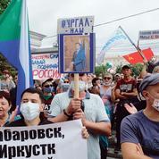 À Irkoutsk, la rancœur contre les «profiteurs» du Kremlin