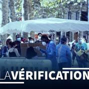 Coronavirus: fait-on trop de tests de dépistage en France?