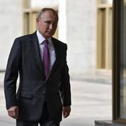Vladimir Poutine face à la grogne des régions