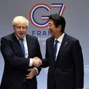 Avec le Japon, Boris Johnson arrache son premier accord commercial majeur