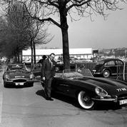 Jaguar Type E, une série anniversaire