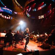Metallica joue la corde sensible