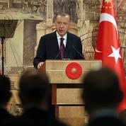 Erdogan passe sous silence les achats d'armes d'Athènes