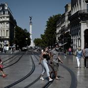 Covid-19: des mesures restrictives à Marseille et à Bordeaux