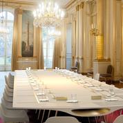 Le Conseil des ministres fait tourner la table