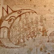 À Palerme, les incroyables dessins des prisonniers de l'Inquisition