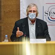 Didier Raoult s'emporte devant le Sénat