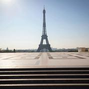 Chute du nombre de particules fines à Paris pendant le confinement