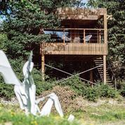 Escapade dans une cabane perchée en Touraine