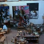 Gérard Garouste, ange et loup-garou de la peinture sur Arte