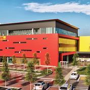 Le hub géant de DHL à Roissy va traiter 38.000 colis… à l'heure