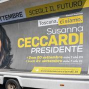 Italie: la gauche menacée dans son fief de Toscane