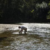Quand la fièvre de l'or gagne une rivière de l'Ariège