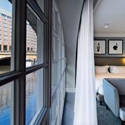 Chambres avec vue, terrasses et concept stores, Hambourg en 30 adresses au bord de l'eau