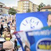 La droite italienne à l'assaut des régions
