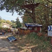 À Roybon, le Center Parcs s'en va, les zadistes demeurent