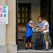 En Italie, une rentrée scolaire échelonnée et des règles sanitaires très strictes