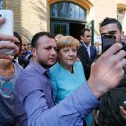 L'Allemagne toujours en première ligne pour l'accueil des migrants