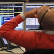 Timide rebond à la Bourse de Paris