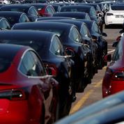 Tesla promet une voiture électrique à 25.000 dollars dans 3ans