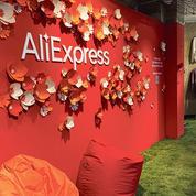 Le géant chinois Alibaba ouvre un magasin éphémère à Paris