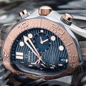 Omega Seamaster Diver 300M Chronograph, le délice de Tantale