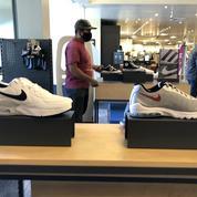 Les ventes de Nike soutenues par la Chine et internet