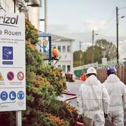 Un an après Lubrizol, la chimie française prête à moderniser ses sites