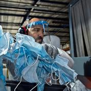 Plaxtil recycle les masques usagés